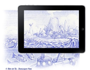 All my Love for you - Dominique Maes - fantastic iPad book app for children